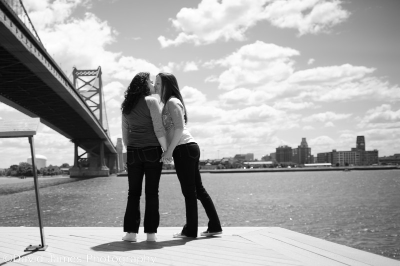 Caitlyn and Lisa's Engagement Photos.